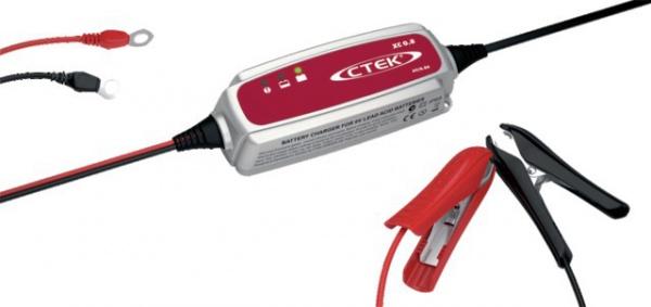 CHARGEUR CTEK XC 0.8 - 6V 0.8A