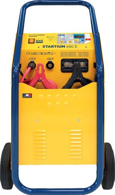 CHARGEUR DEMARREUR STARTIUM 680E 12/24V GYS