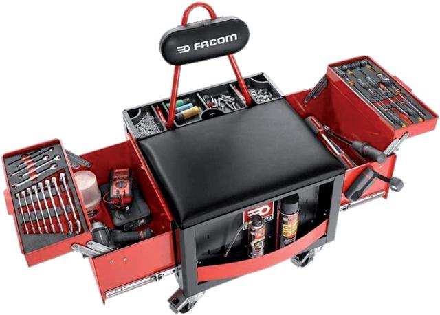 Chariot outils version premium facom