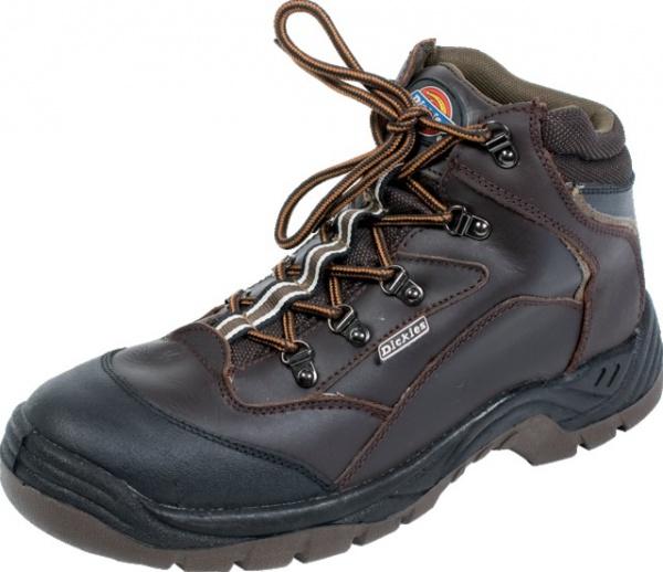 Chaussures de sécurité Davant Dickies taille 47 MARRON