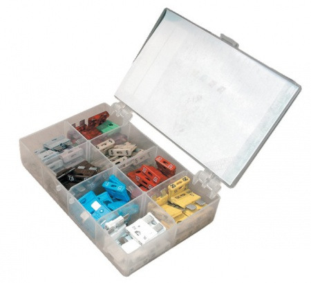 COFFRET 80 FUSIBLES STD ENF.ASSORTIS