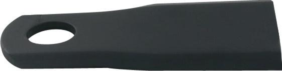 Couteau 105X47X4,3 mm faucheuse vrillé droit origine KUHN K6804720