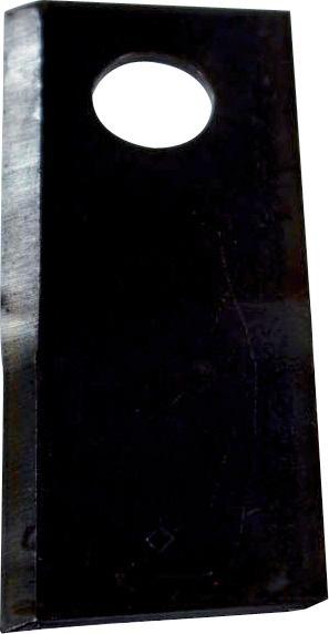 Couteau 107X45X4 mm faucheuse vrillé droit origine KUHN 55903310 D – 853820 D