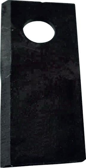 Couteau vrillé droit 45X4X107 mm origine KUHN 55903310