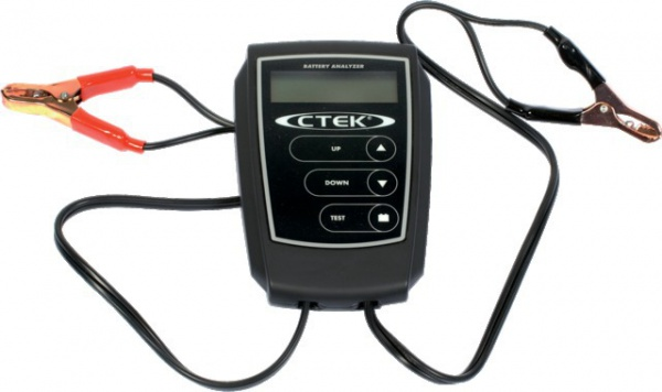 CTEK BATTERY ANALYZER 12V