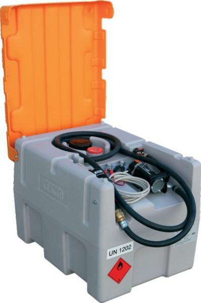 CUVE MOBILE COMPLETE 200L 45L/MIN