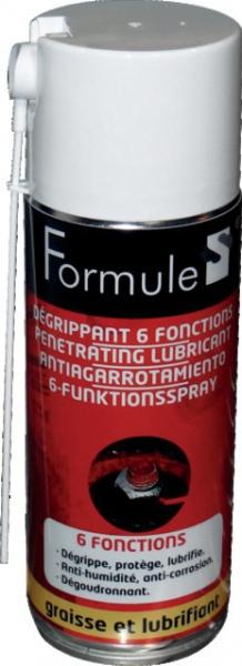 DEGRIPPANT 6FONCTIONS AERO 400ML FORMULE S