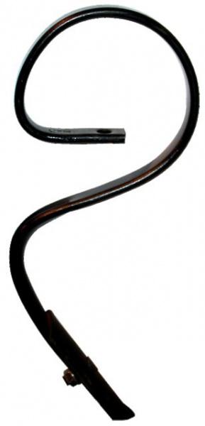 Dent complète de vibroculteur  25X8 mm