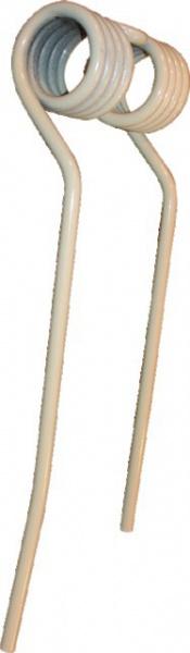 Dent de faneuse droit (Jaune) adaptable STRELA VGPZ106E – 6248610 - GW142