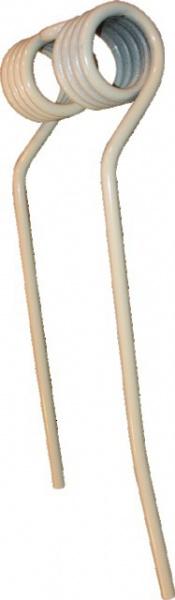 Dent de faneuse gauche (Bleu) adaptable STRELA VGPZ107E - 6248611 - GW141