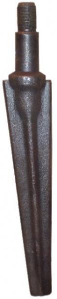 Dent de herse rotative cylindrique RH37 adaptable Morra