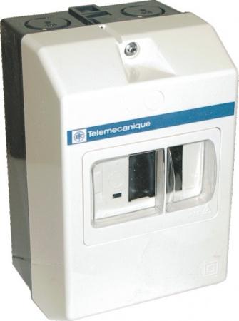 Disjoncteur magnétothermique 2,5 à 4 ampéres