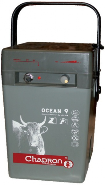 ELECTRIFICATEUR A BATTERIE OCEAN 9