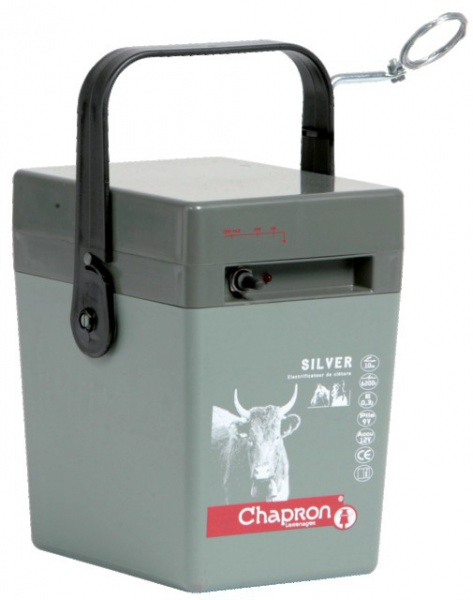 ELECTRIFICATEUR CHAPRON SILVER