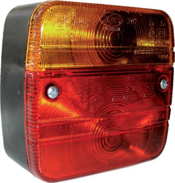 """FEU ARRIERE 4 FONCTIONS 105X95mm TYPE \""""CEA 207\"""" (BOX)"""