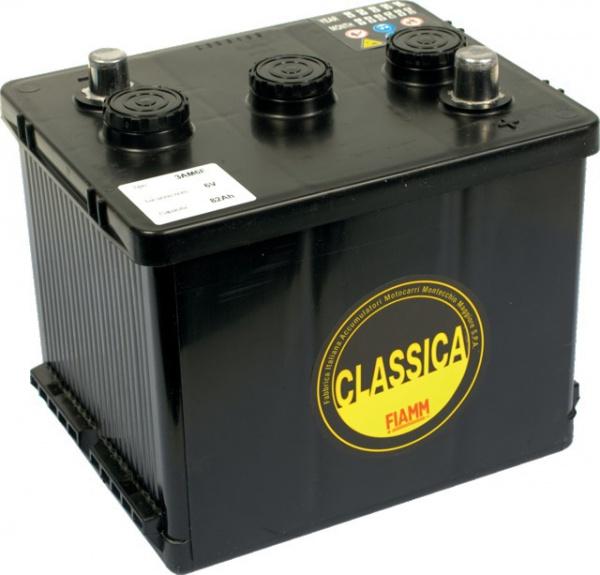 FIAMM CLASSICA 6V-82AH SECHE