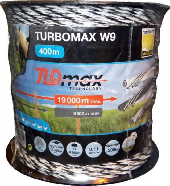 FIL TURBOMAX W9 9 CONDUCTEURS