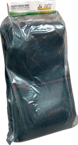 FILET  BRISE-VENT          L 25m H 1.5M-65%
