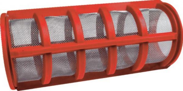 Filtre inox 25/30 MESH 79X167 mm
