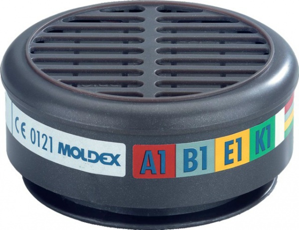 Filtres préassemblés ABEK1P3R Moldex série 7000&9000