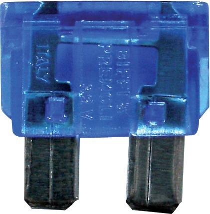 FUSIBLES ENFICHABLES  15 AMP      (BOX DE 10)