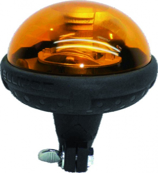 GYROPHARE ELLIPSE ORANGE SACEX 12 V/ 21W