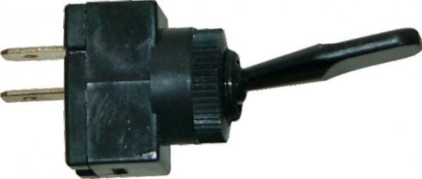 INTERRUPTEUR A LEVIER 2 POSITIONS DIAMETRE 12,2mm 12V-16A
