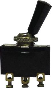 INTERRUPTEUR A LEVIER 3 POSITIONS 12V-10A (BOX)