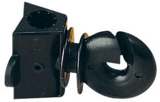 ISOLATEUR IP-12 POUR PIQUET ROND D12mm (X60)