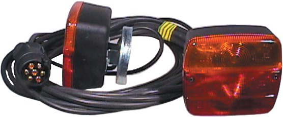 Kit signalisation de feux arriere 12m