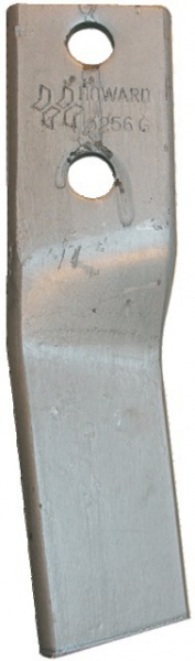 LAME DE ROTALABOUR 235X60X12 MM GAUCHE ORIGINE HOWARD