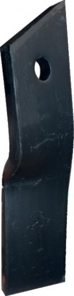 LAME DE ROTALABOUR 250X60X12 MM DROIT ADAPTABLE HOWARD