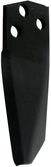 LAME GAUCHE DECROTTEUR DE CULTILLER ORIGINE KUHN 51916710