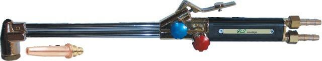 Le chalumeau découpeur est un accessoire du chalumeau. <br/>Son rôle est de découper des aciers plus ou moins épais en associant