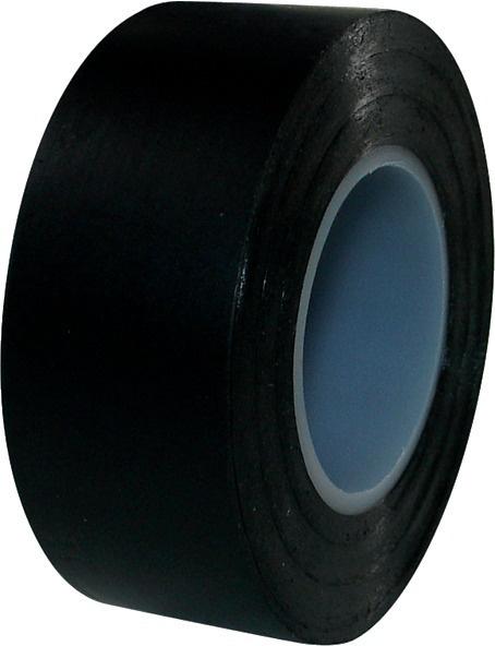 LOT 10 ROULEAUX RUBAN    PVC NOIR
