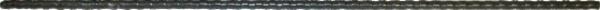 LOT 25 TIGES CRANTEES DIAMETRE 3,5 LONGUEUR 250MM T2F MATO