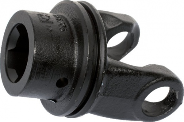 mâchoire TUBE QUADRILOBE SFT 51,1 MM CROISILLON 30,2X79,4 MM