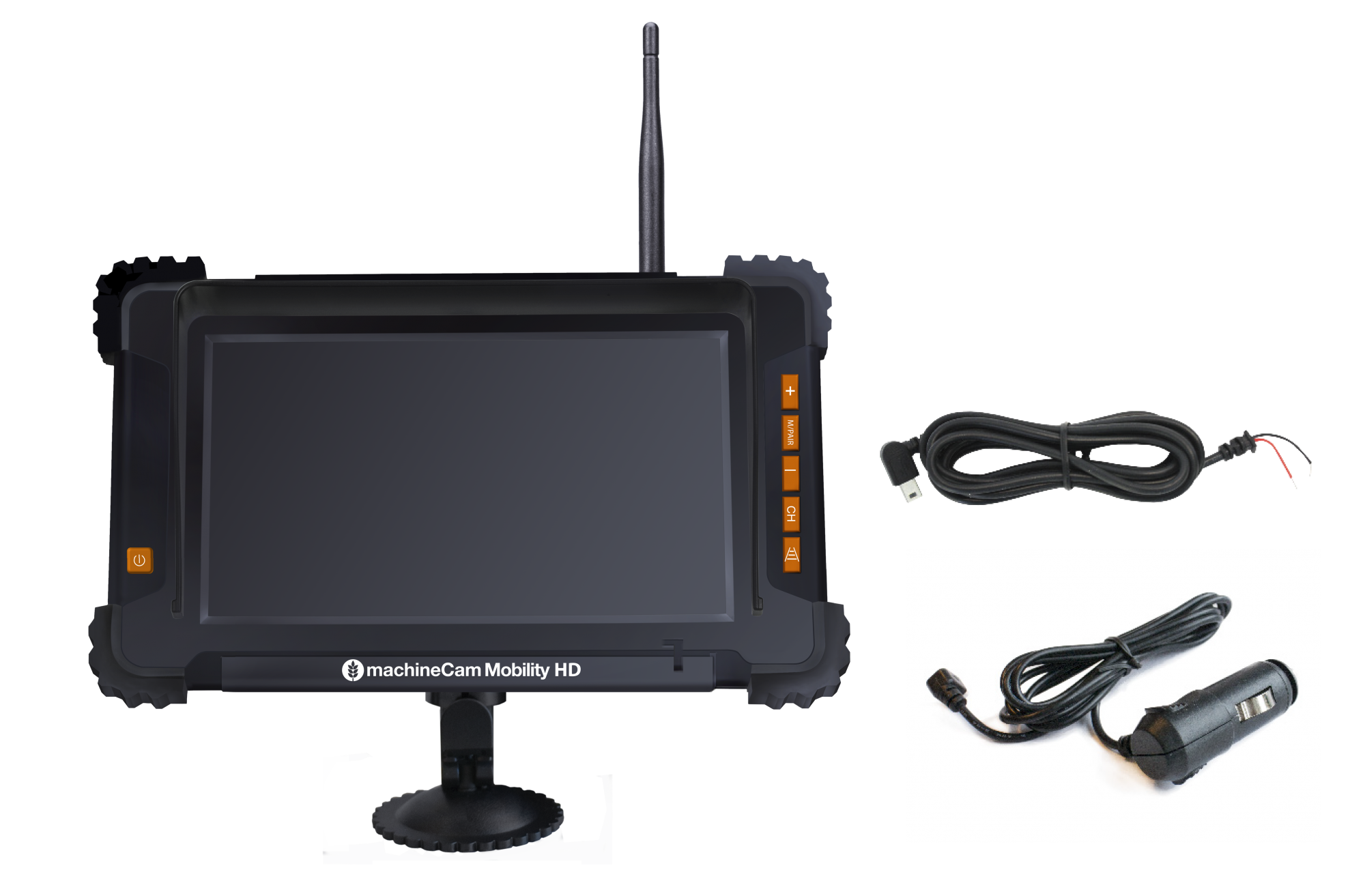 Moniteur caméra de recul MachineCam Mobility HD Luda