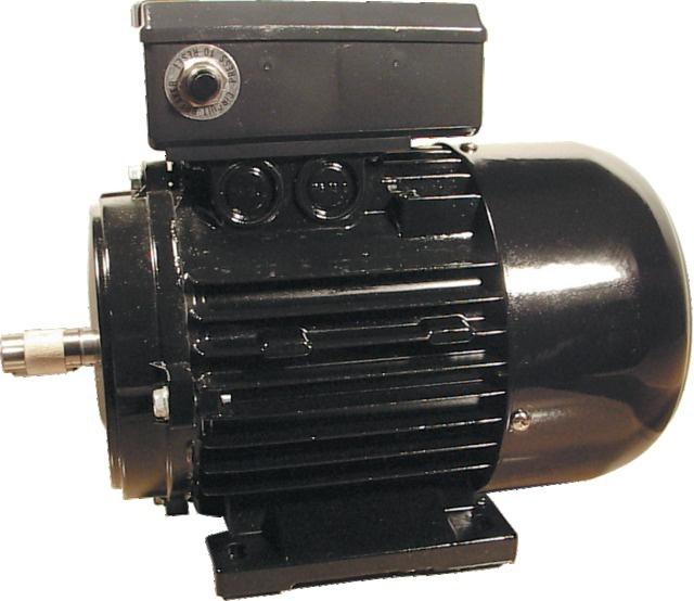 MOTEUR ELEC.MONO 230V IE1 1500T    2CV/1,5 KW