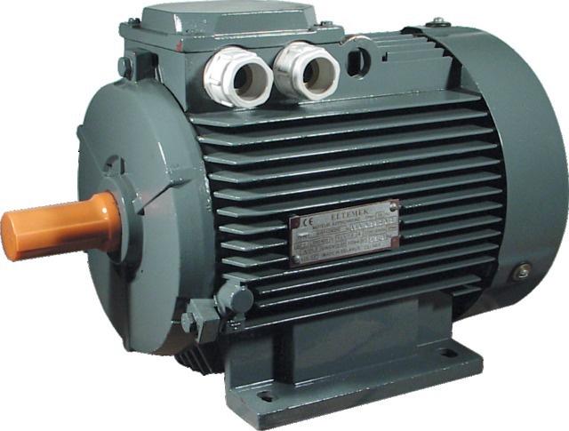 MOTEUR ELEC.TRI.230/400 3000T IE1  2CV/1,5 KW