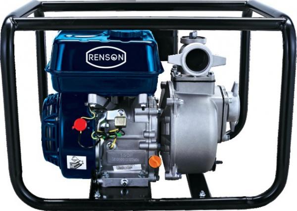 Motopompe essence RENSON 30M3/H