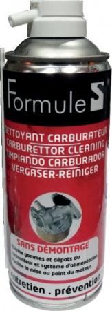 NETTOYANT CARBURATEUR AERO 400ML FORMULE S