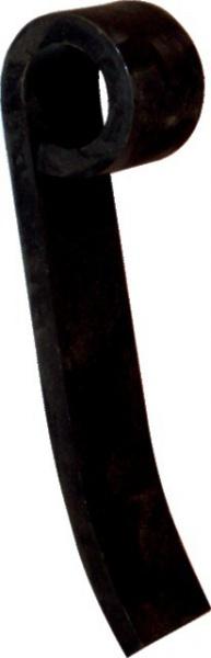 PALETTE DE BROYEUR 168X34X8 MM ORIGINE KUHN 6060842
