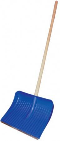PELLE A NEIGE 500X415mm BLEUE+PROFILE ALU EMM