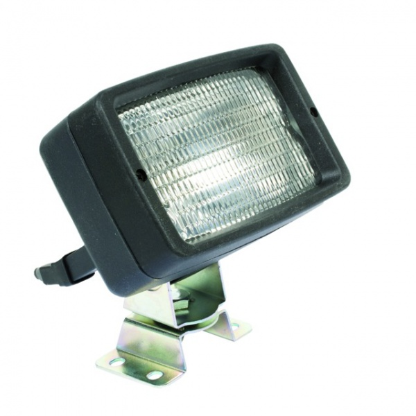 PHARE DE CABINE RECTANGLE LAMPE H3 12V 55W (PC.02.001)
