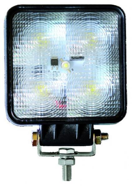 PHARE LED CARRE 12/24V 15W 800 LM