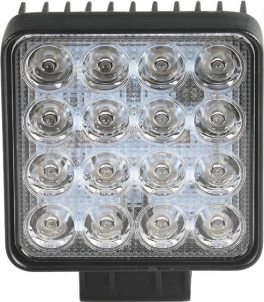 PHARE LED CARRE 12/24V 48W 3070 LM