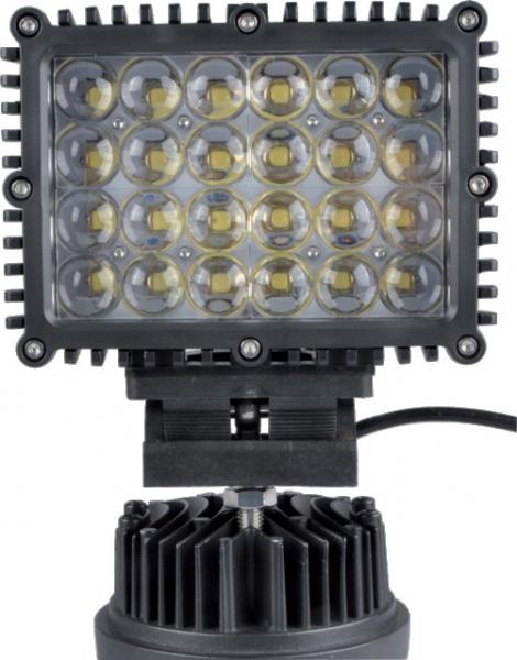 PHARE LED CARRE 12/24V 75W 7000 LM