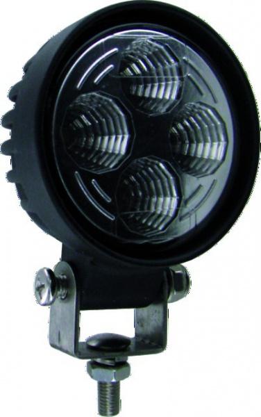 PHARE LED ROND 12V/24V 12W 750 LM