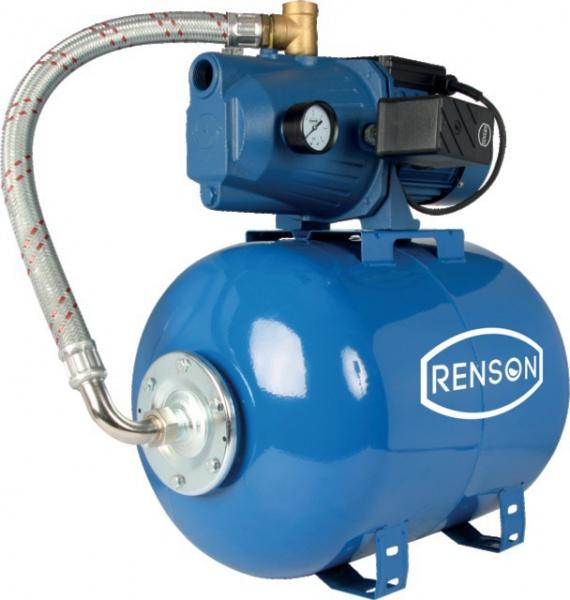 Pompe RENSON multicellulaire avec ballon surpression 50L